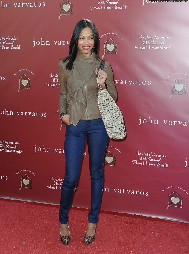 Zoe Saldana Art House Celebrity High Resolution Posing Hot Beautiful