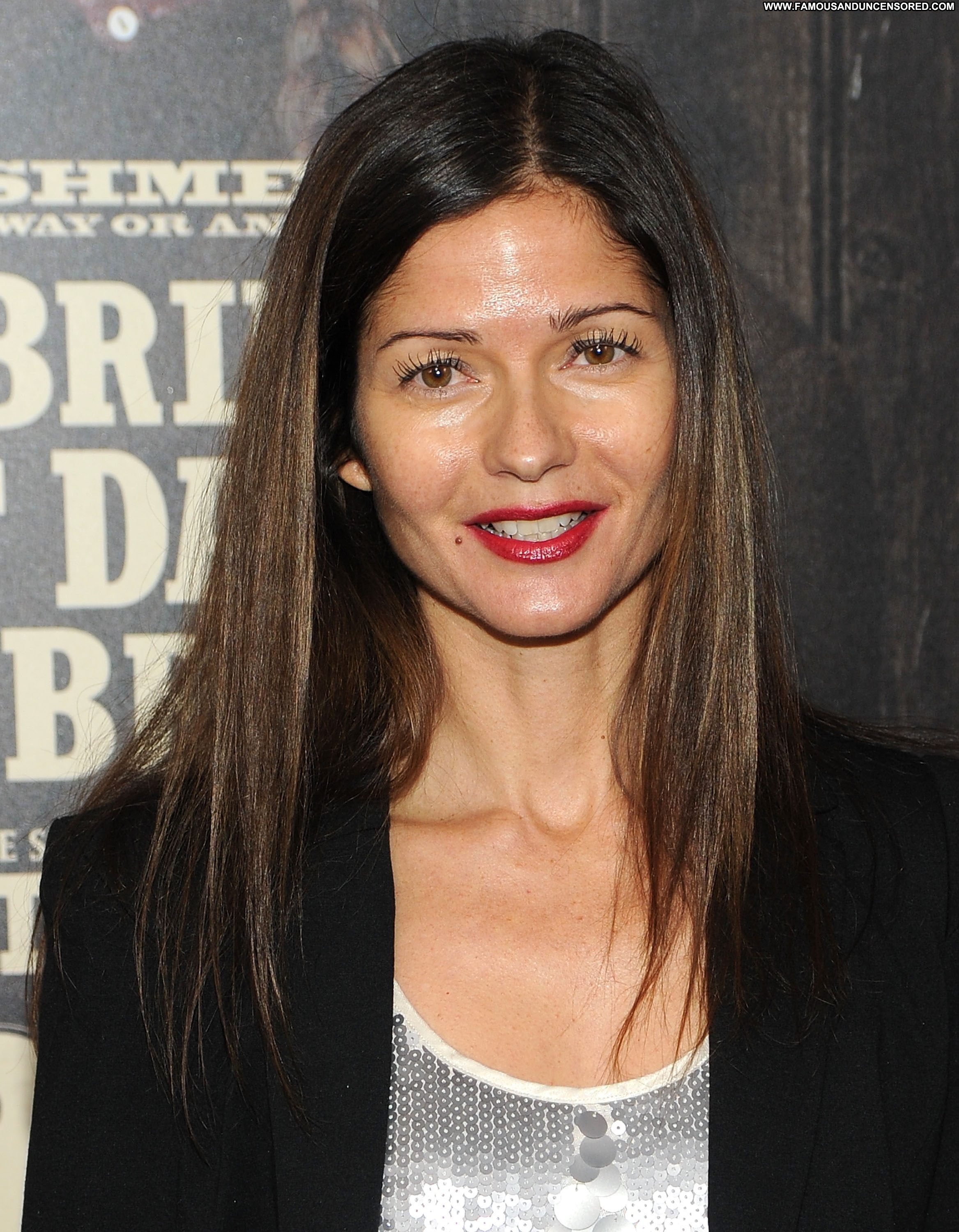Jill Hennessy No Source Celebrity Beautiful Babe Posing