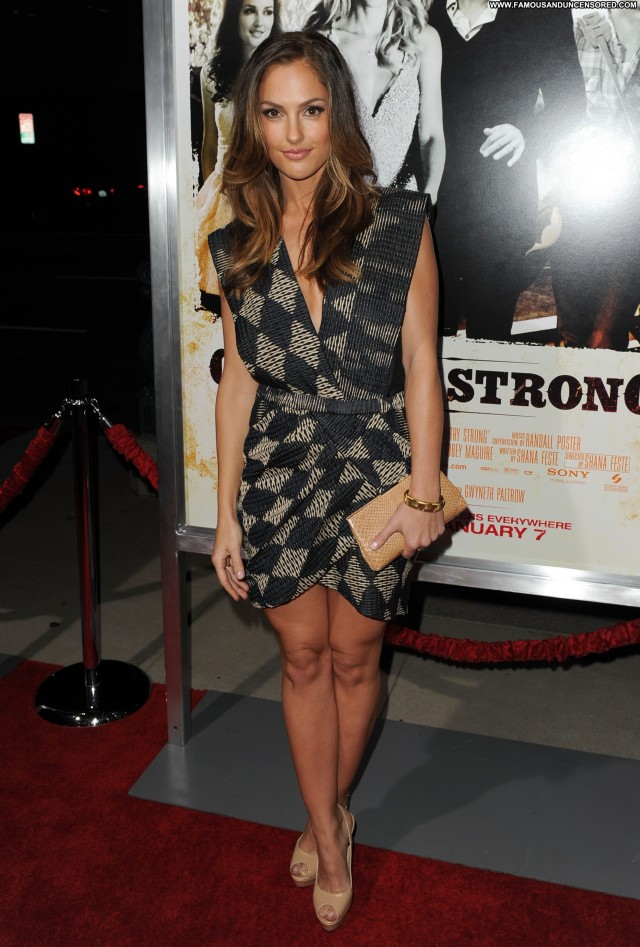 Minka Kelly Country Strong Celebrity High Resolution Beautiful Posing