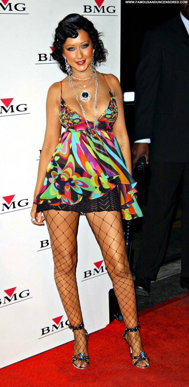Christina Aguilera Bmg Grammy High Resolution Beautiful Posing Hot