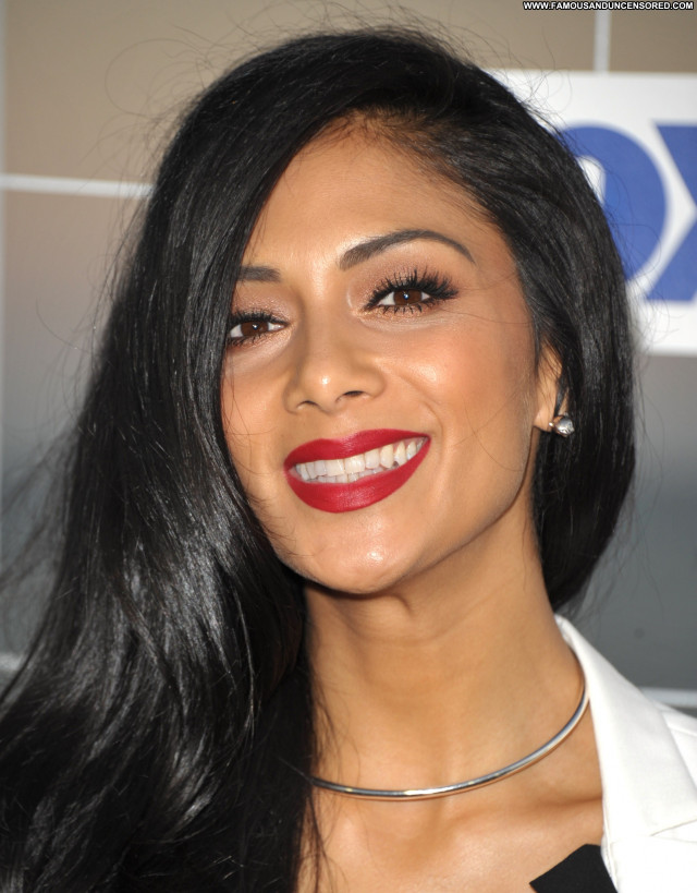 Nicole Scherzinger Fox All Star Party      In Malibu Party Celebrity