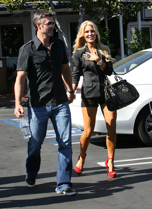 Gretchen Rossi Beverly Hills Celebrity Posing Hot Babe High