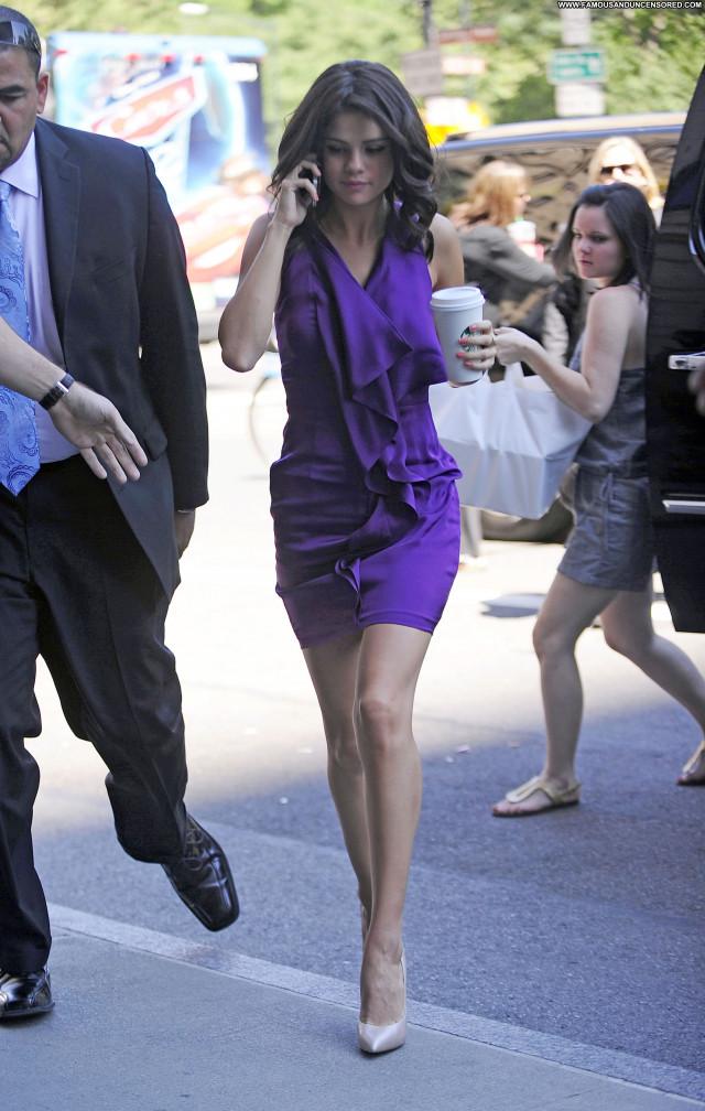 Selena Gomez New York Babe Beautiful Hotel Celebrity High Resolution
