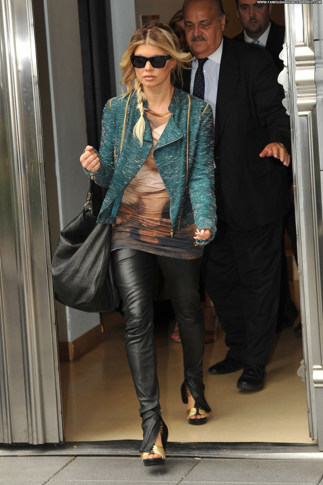 Fergie No Source Celebrity Babe Paris Hotel High Resolution Beautiful