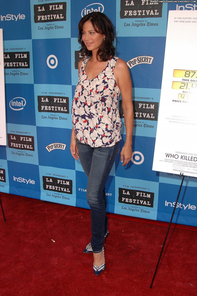 Catherine Bell Los Angeles Posing Hot High Resolution Beautiful Los