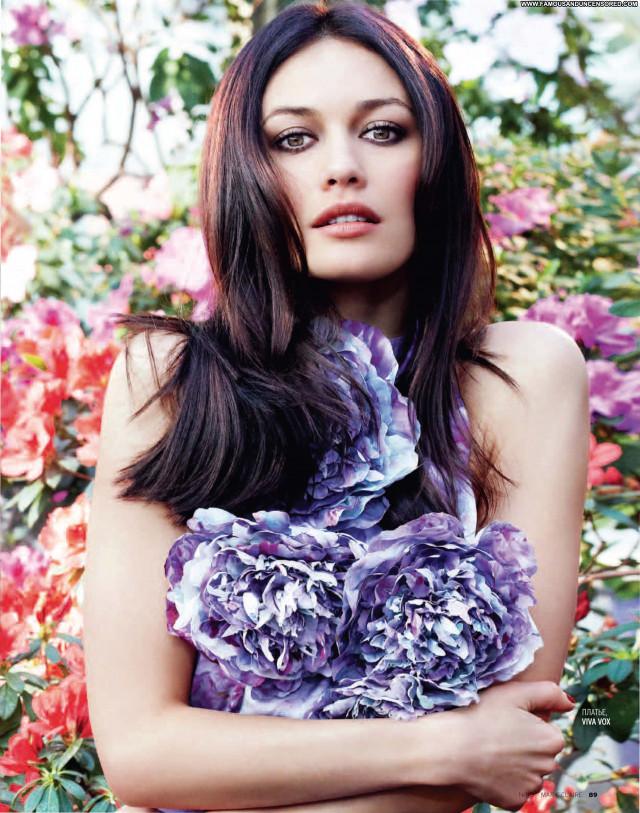 Olga Kurylenko Magazine Babe Magazine Posing Hot Celebrity Beautiful