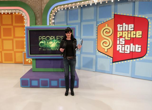 Pauley Perrette Studio City Babe Awards Beautiful High Resolution