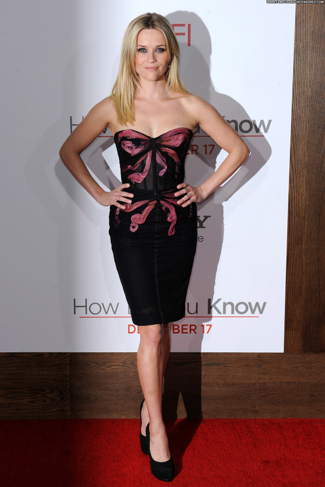 Reese Witherspoon How Do You Know Celebrity Babe Beautiful High