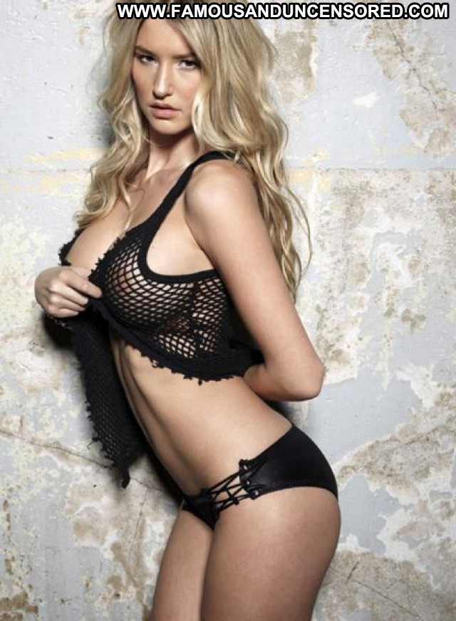 Danica Thrall Topless Photoshoot  Celebrity Photoshoot Babe Topless