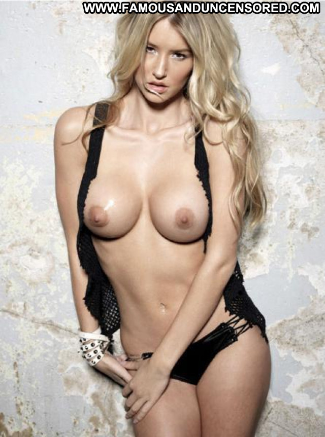 Danica Thrall Topless Photoshoot Posing Hot Topless Celebrity Uk