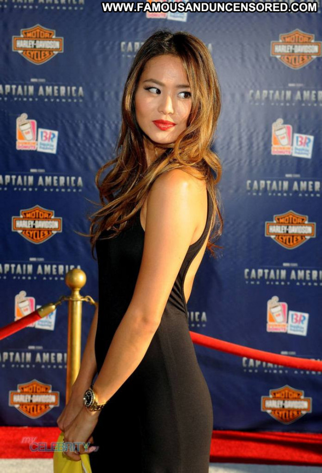 Jamie Chung In America Celebrity Posing Hot Beautiful Usa Hollywood
