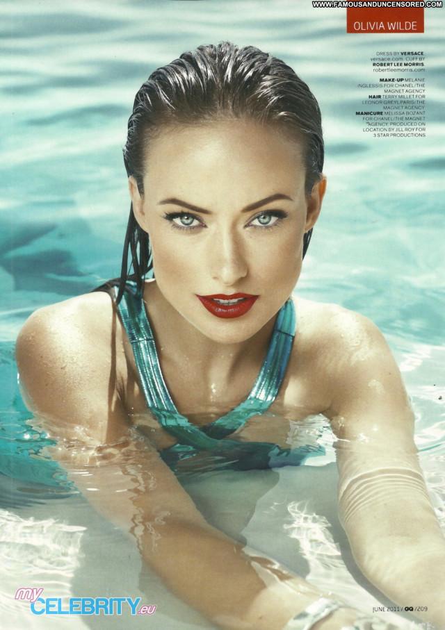 Olivia Wilde No Source Celebrity Posing Hot Babe Glamour Beautiful Usa