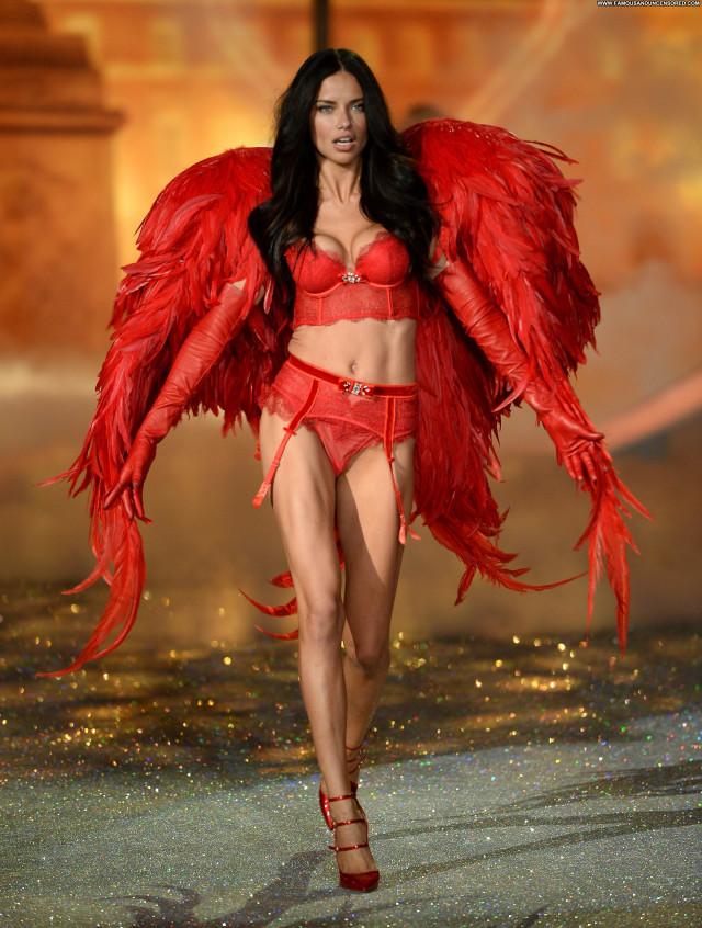 Adriana Lima Victorias Secret Lingerie Celebrity New York Babe