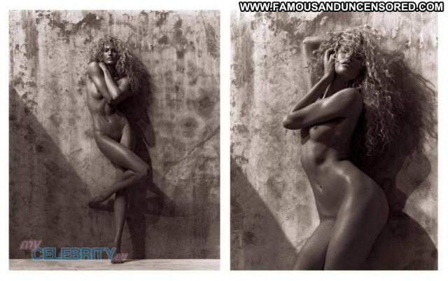 Candice Swanepoel South Africa Posing Hot Celebrity Magazine