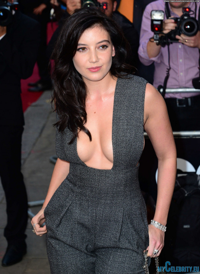 Daisy Lowe Gq Men Of The Year Awards  Braless Babe Beautiful