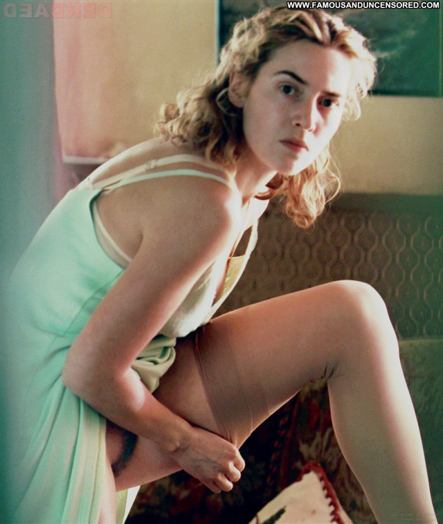 Kate Winslet No Source  Upskirt Celebrity Bush Babe Pussy Posing Hot