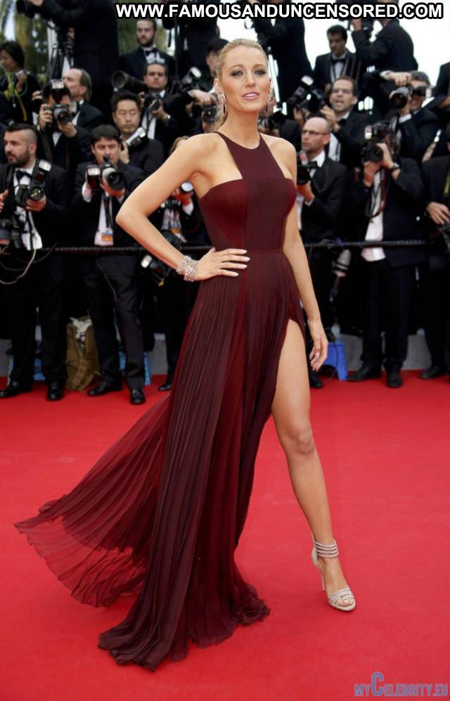 Blake Lively Red Carpet Beautiful Red Carpet Usa Celebrity Babe Movie
