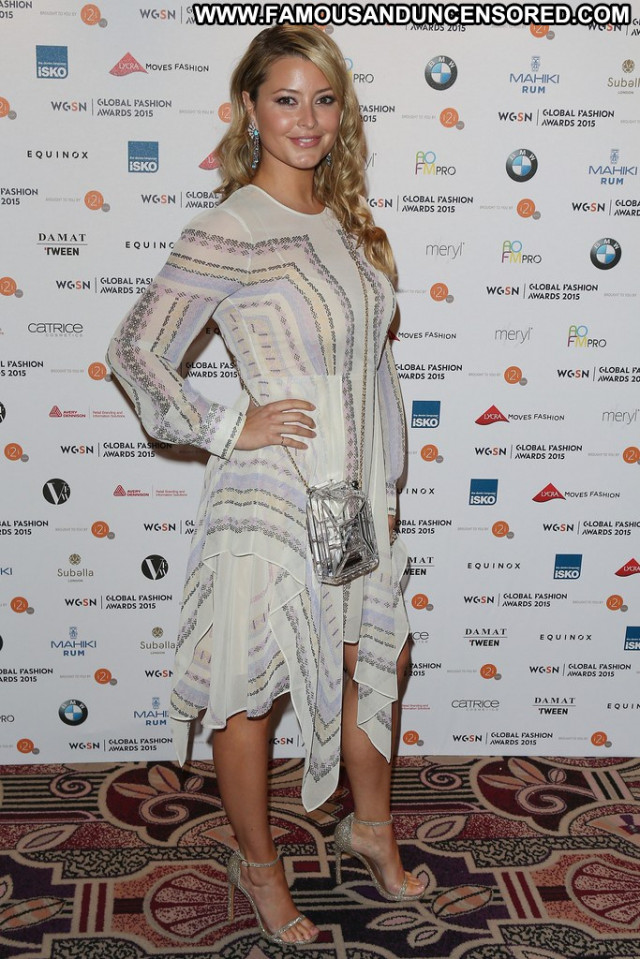 Holly Valance Red Carpet Celebrity Awards Beautiful Babe Red Carpet