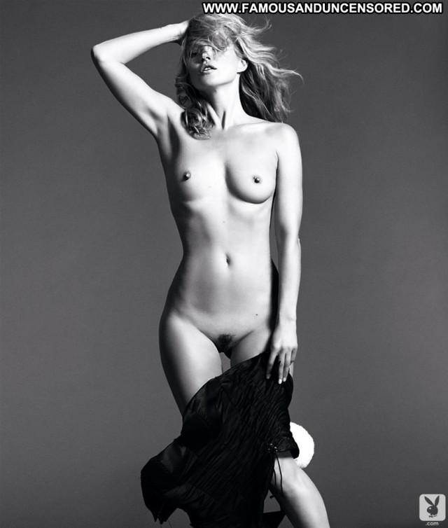Kate Moss Full Frontal Topless Babe Posing Hot Uk Beautiful Celebrity