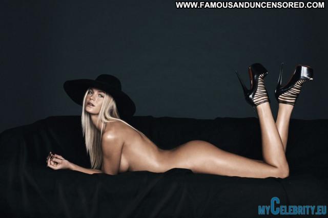 Erin Heatherton Topless Photoshoot Babe Topless Posing Hot Beautiful