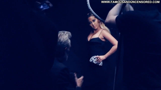 Adrienne Bailon Beautiful Latina Posing Hot Celebrity Babe Magazine