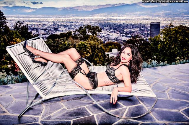 Megan Fox No Source Usa Photoshoot Lingerie Posing Hot Celebrity Babe