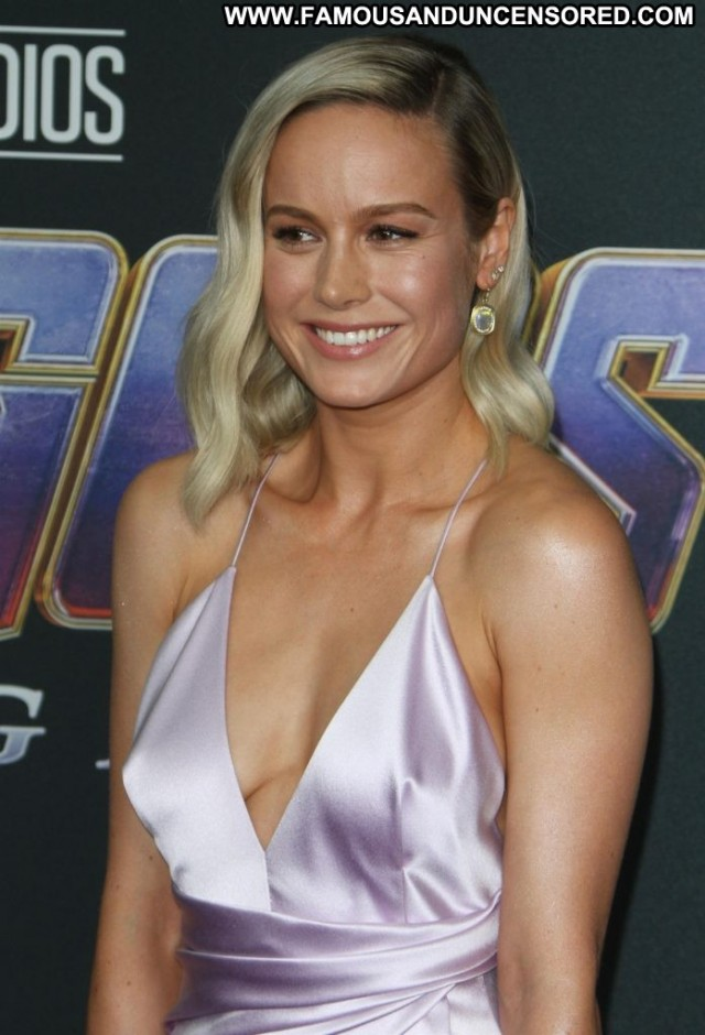 Brie Larson The Los Angeles Premiere Of Los Angeles Celebrity Babe