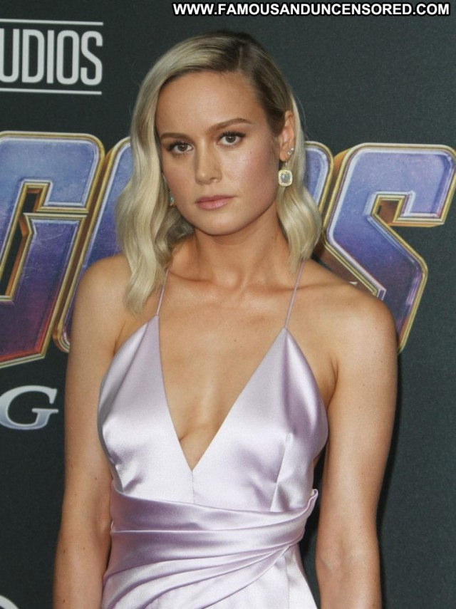 Brie Larson The Los Angeles Premiere Of Los Angeles Babe Celebrity