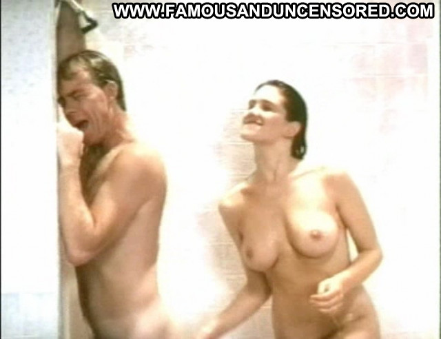 Stacy Haiduk Luther The Geek Celebrity Hot Shower Movie