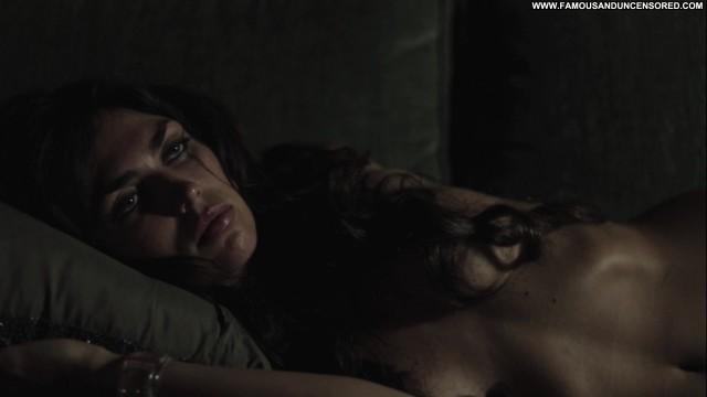 Aurelia Scheppers The Snow Queen Hot Topless Celebrity Movie