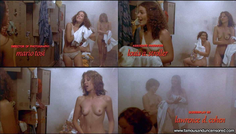 Carrie naked shower scene