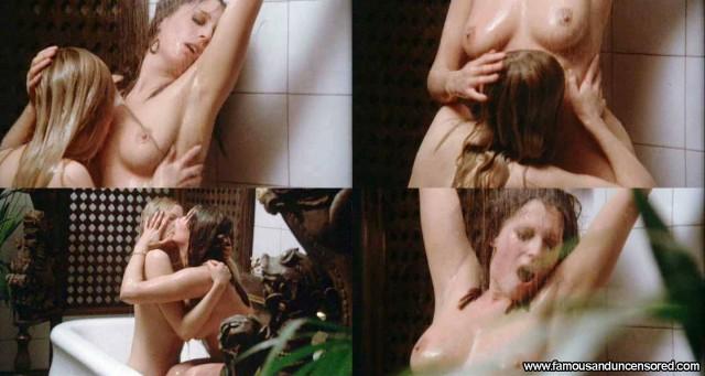 Anulka Dziubinska Vampyres Nude Scene Celebrity Sexy Beautiful Female