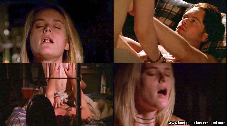Rachel Blanchard In An Orgy - Where The Truth Lies