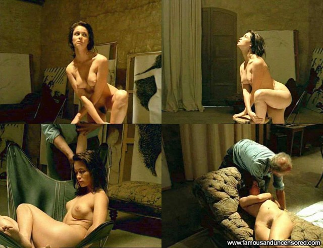 Emmanuelle Beart La Belle Noiseuse Beautiful Sexy Celebrity Nude