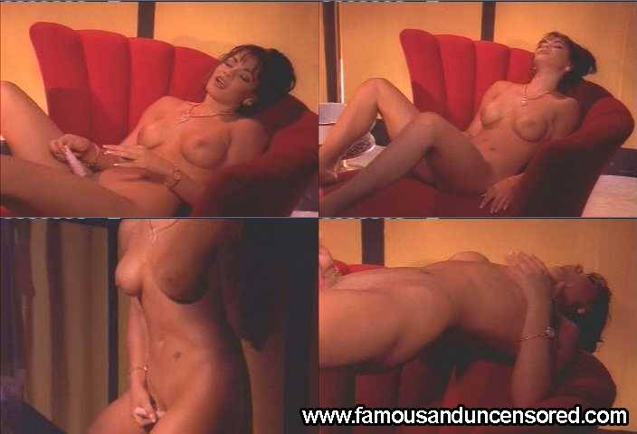 Hot milf Vibrator sex scene threesome she