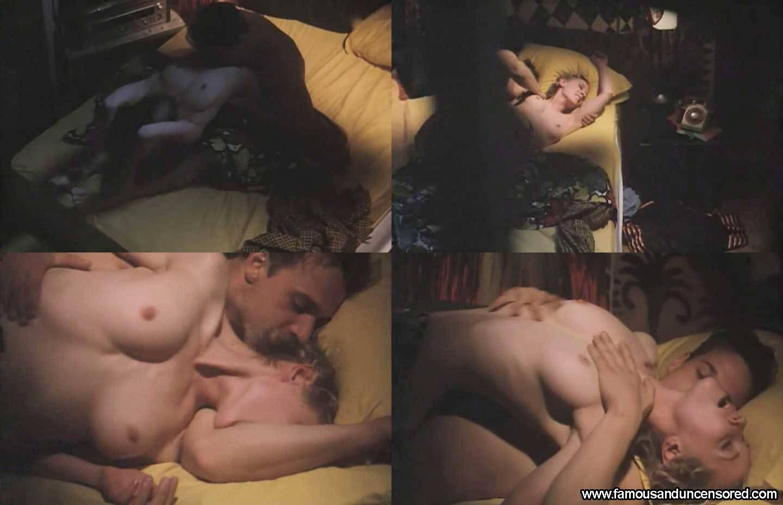 Pregnant naked woman masterbading