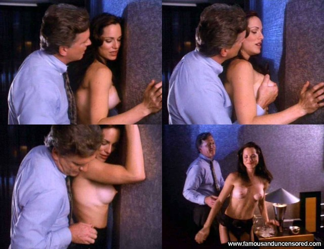 Kristin Minter Flashfire Beautiful Sexy Celebrity Nude Scene Gorgeous