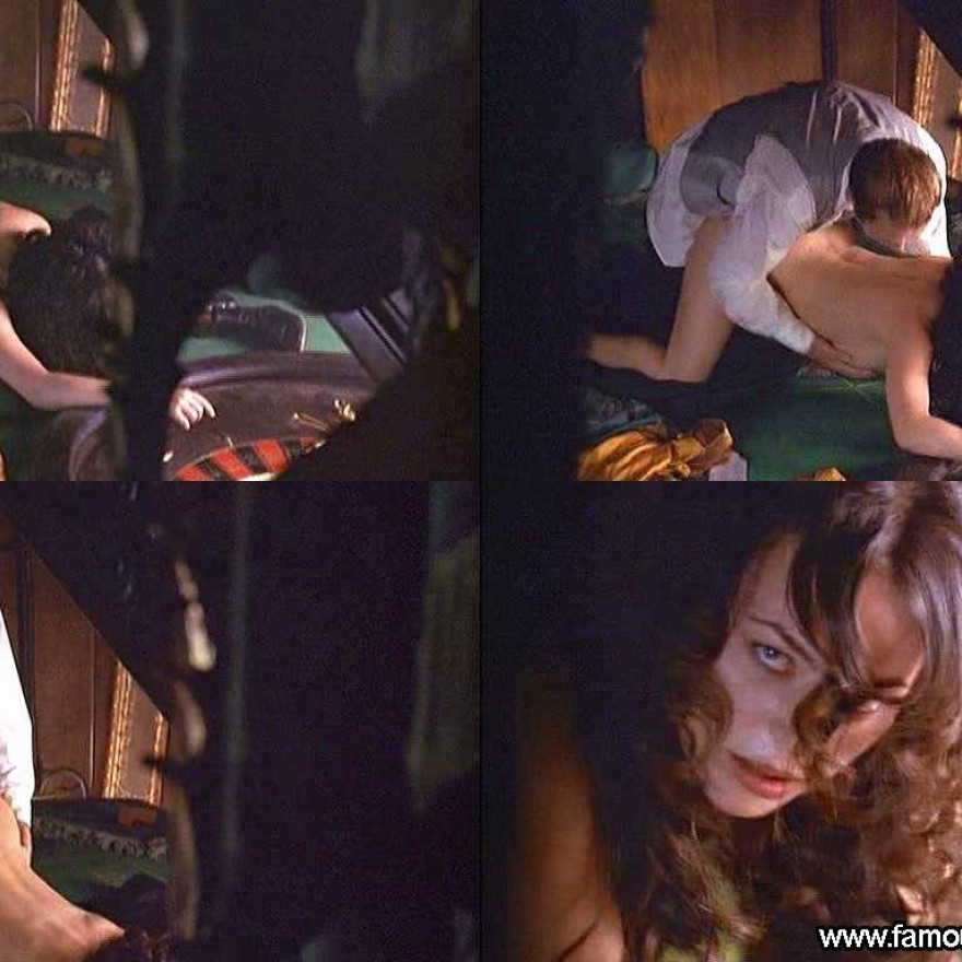 Melinda clarke nude boobs and fucking in return to two moon 2