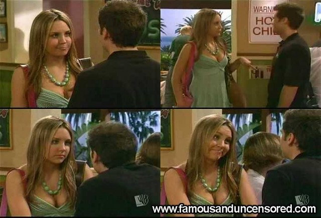Amanda Bynes What I Like About You Nude Scene Celebrity Sexy