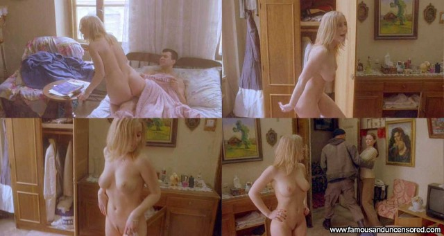 Georgia Nica The Prophecy Forsaken Sexy Beautiful Nude Scene