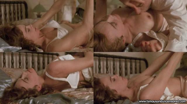 Lena Olin Enemies A Love Story Sexy Nude Scene Celebrity Beautiful