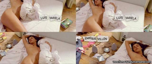 Penelope Velasco El Crimen Perfecto Celebrity Sexy Nude Scene