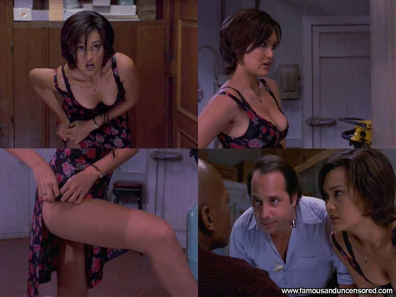 Sex scene carrere tia Tia Carrere