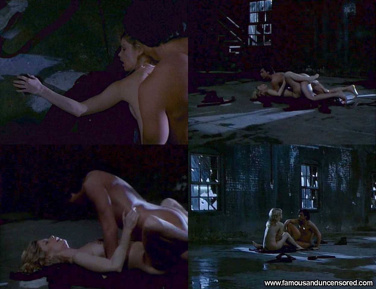 Kate Vernon Nude Sexy Scene in Dangerous Touch