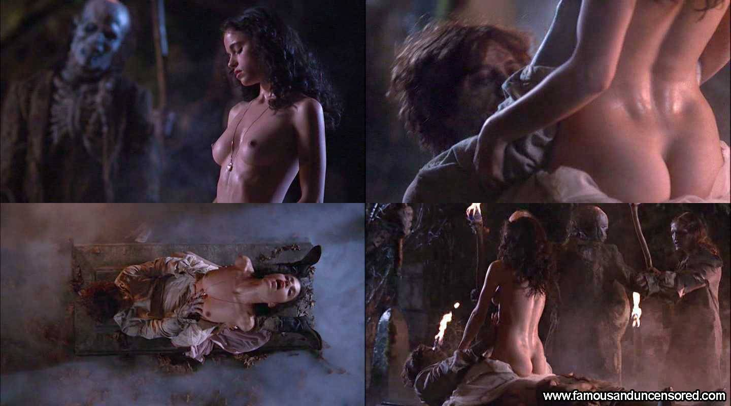 Nude horror movie sex scenes
