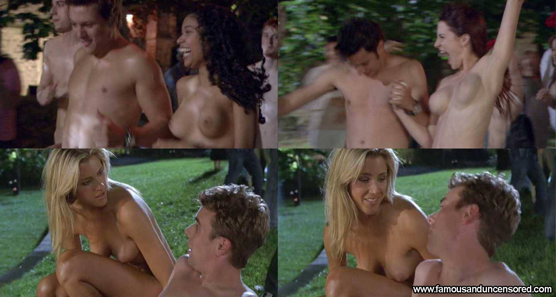 Naked mile movie stripping scene