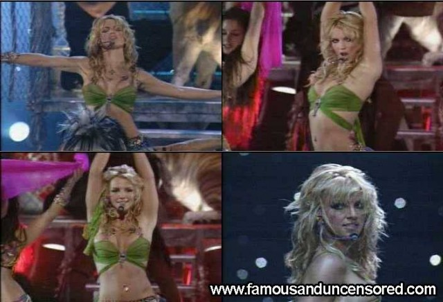 Britney Spears Mtv Music Video Awards Nude Scene Beautiful