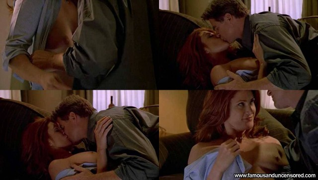 Angie Everhart The Substitute Celebrity Nude Scene Beautiful Sexy