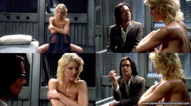 Tricia Helfer Battlestar Galactica Nude Scene Sexy Celebrity Beautiful
