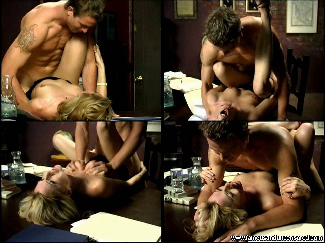 Holly Hollywood Nude Sey Scene In Legal Seduction Celebrity S